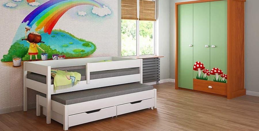 cama nido 105 infantil