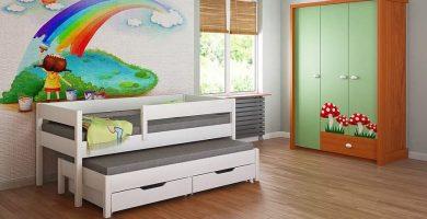 cama nido 105X200 infantil