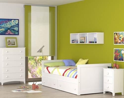 cama nido 105x200 niños comprar
