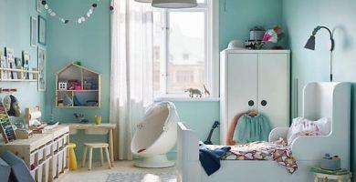 ✨ Como optimizar el espacio en una habitacion infantil pequeña