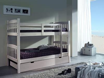⚡️ cama litera con cajones