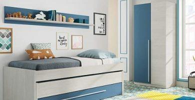 ✅ cama nido con cajones